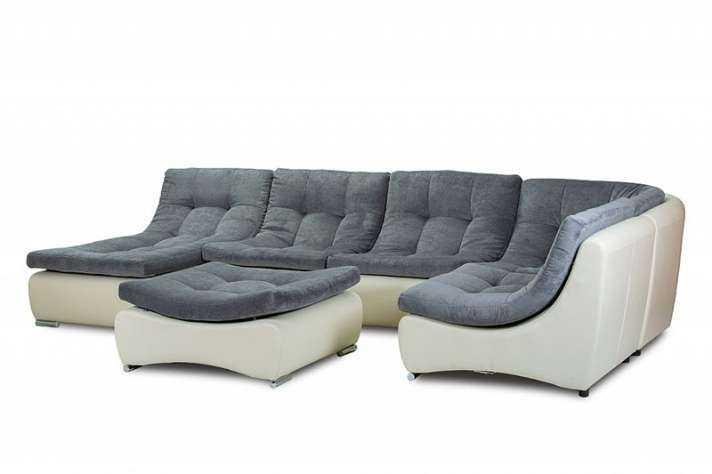 диван модульный монреаль, вариант 5