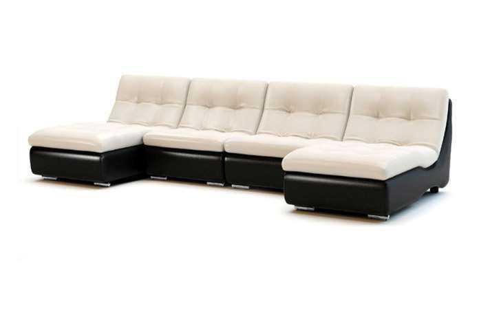 диван модульный монреаль, вариант 3
