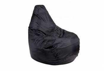 кресло-мешок черное