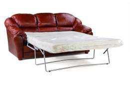 кожаный диван бали