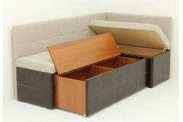 Кухонный диван Домино угловой